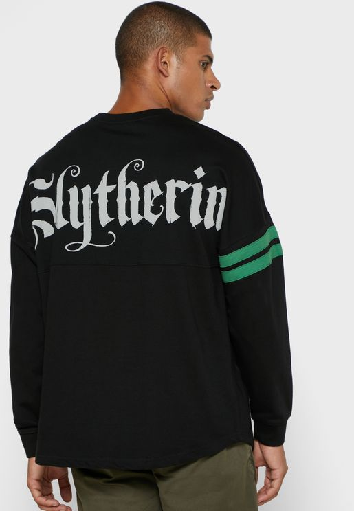 Slytherin Oversized Sweatshirts