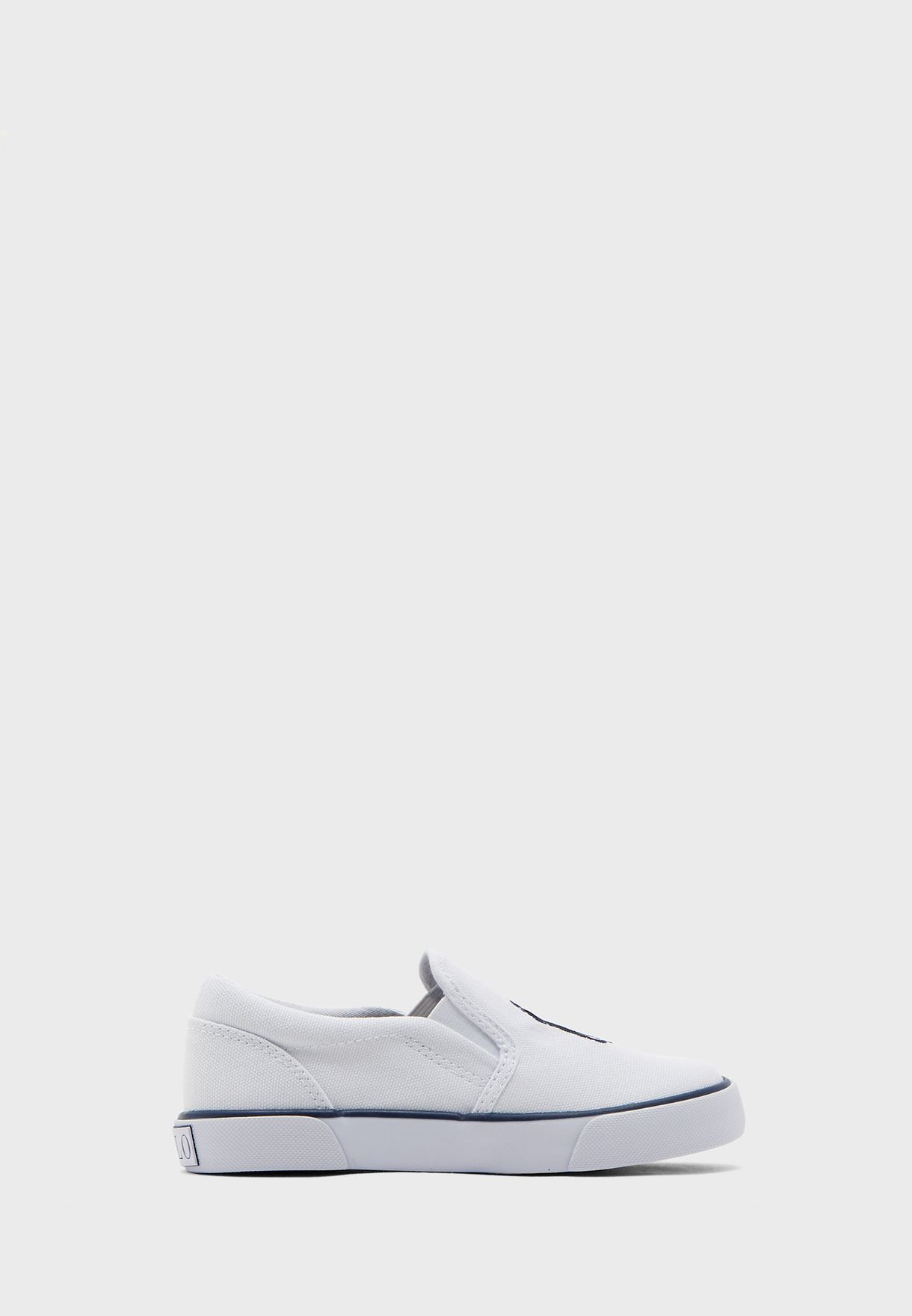 Teen Logo Slip On