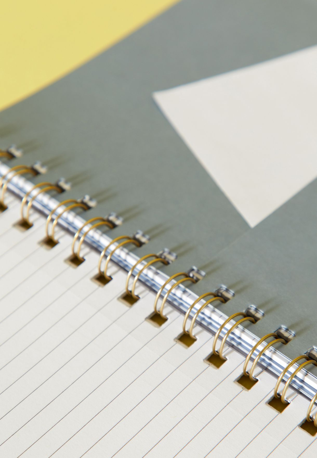 A5 Campus Notebook Recycled
