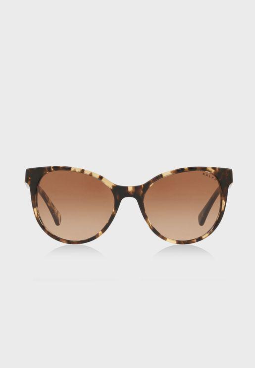 Camo Wayfarer Sunglasses
