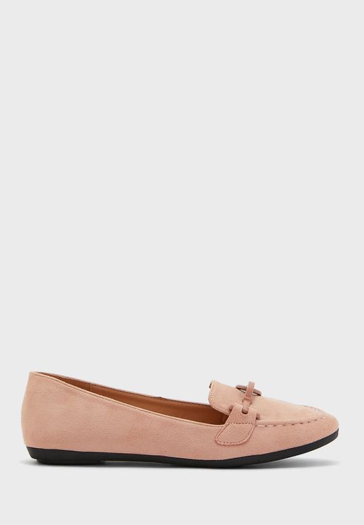 Maed Flow Pointed  Ballerinas
