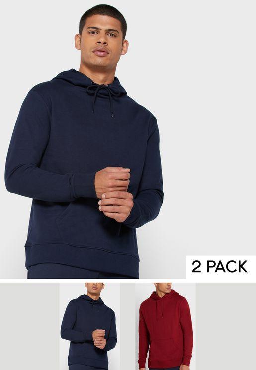 2 Pack Hoodie