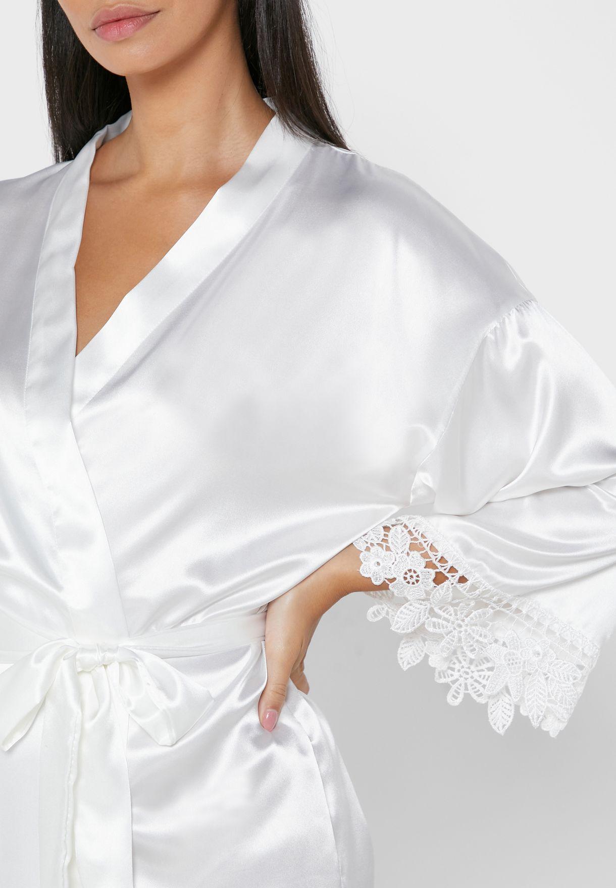 Belted Night Robe
