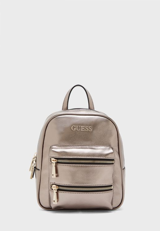 Caley Front Zip Pocket Backpack