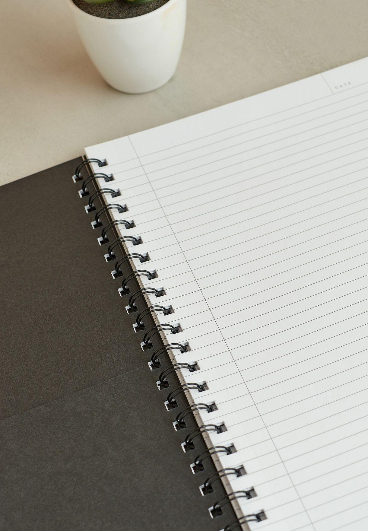 دفتر ملاحظات A4