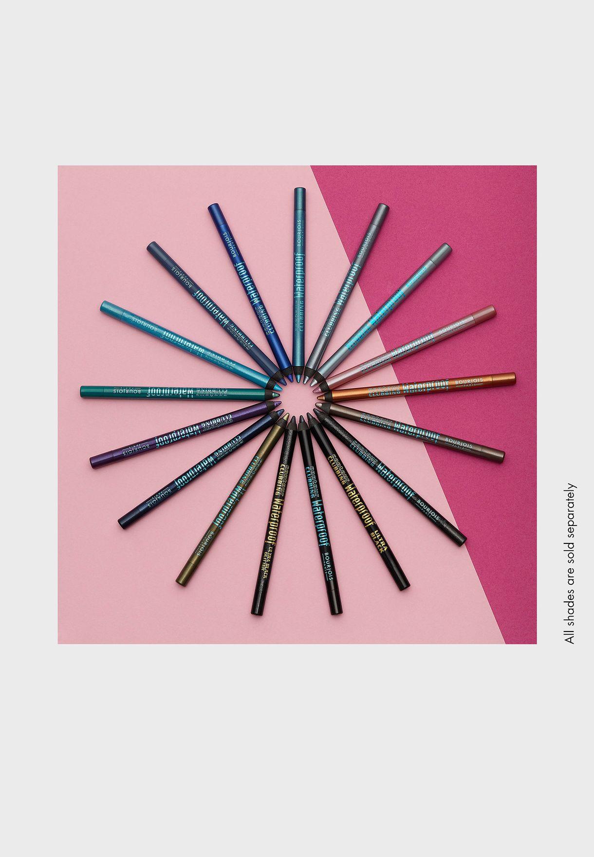 Bourjois Contour Clubbing Waterproof. Pencil & Liner. 69 Rosing star, 1.2 g