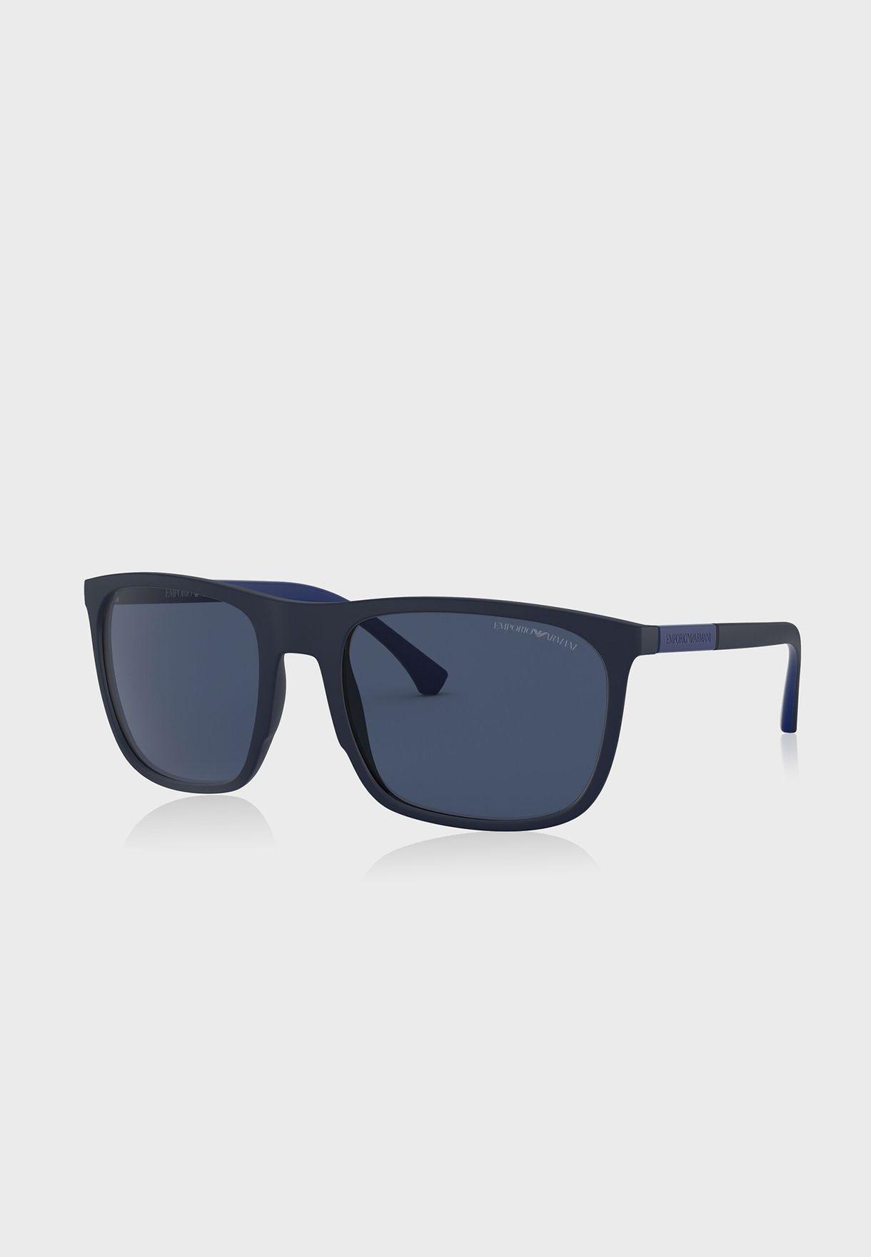 0EA4133 Shape Sunglasses
