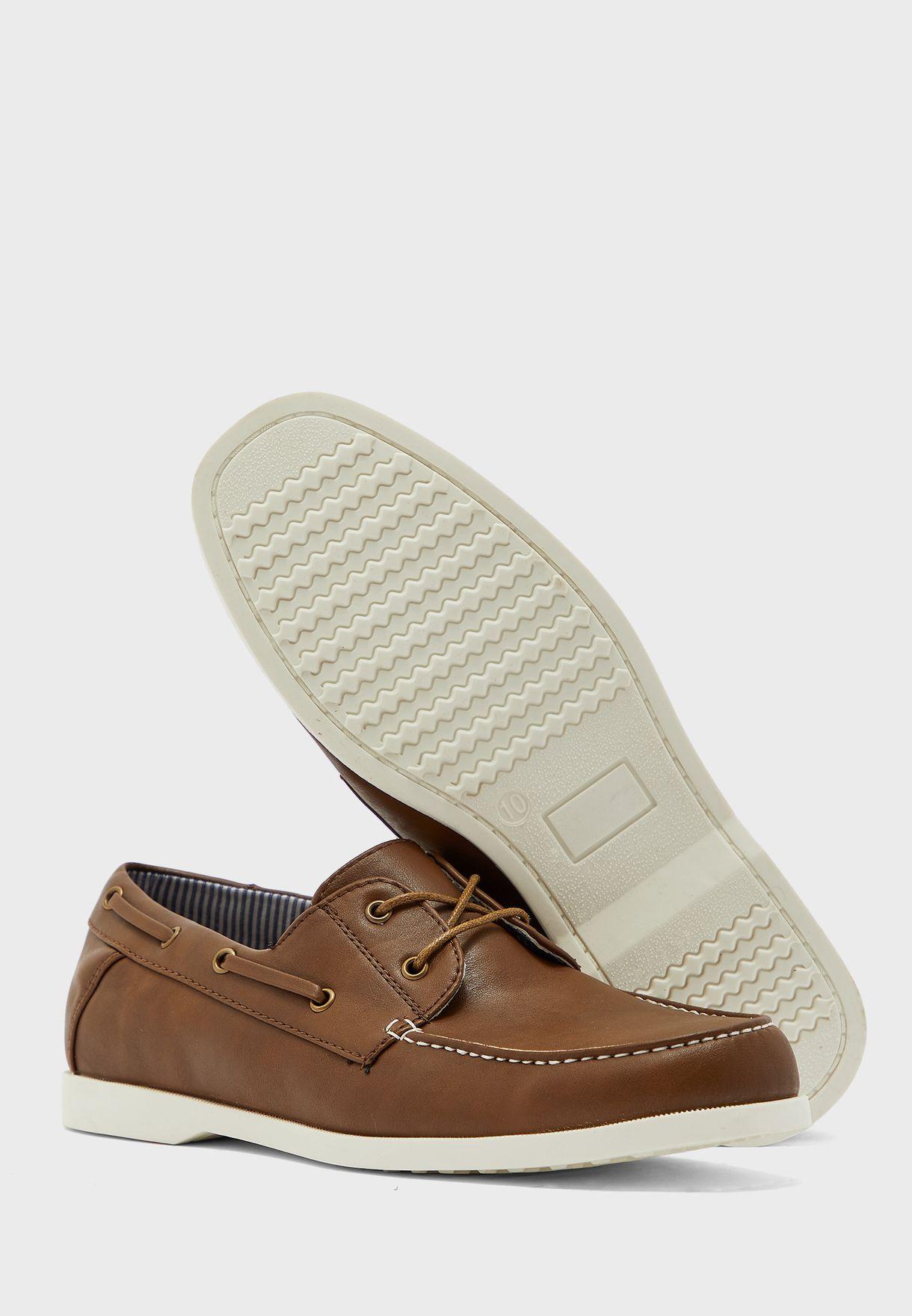 Sparrow Boat Shoe