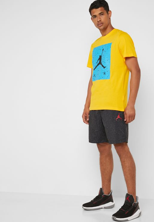 Jordan Jumpman Flight Poolside Shorts