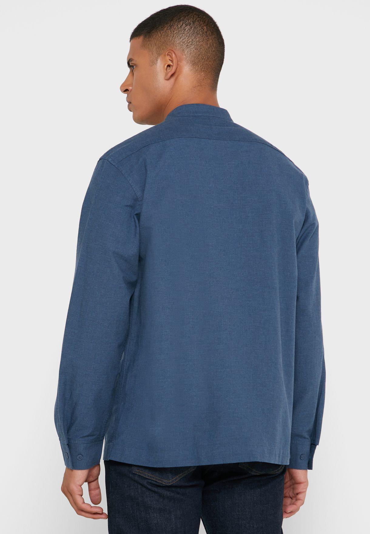 قميص باكمام طويلة