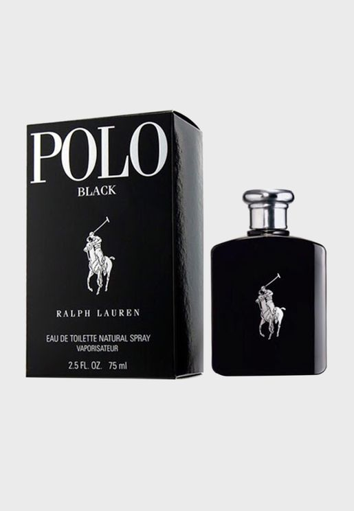 Polo Black Edt 75ml