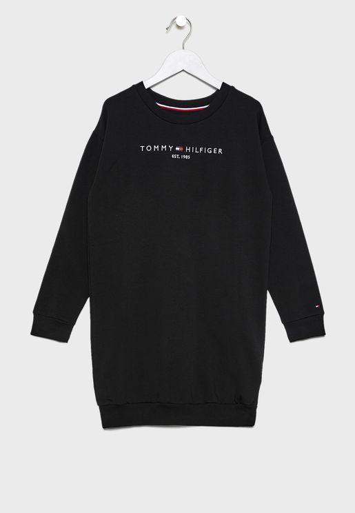 Teen Skater T-Shirt Dress
