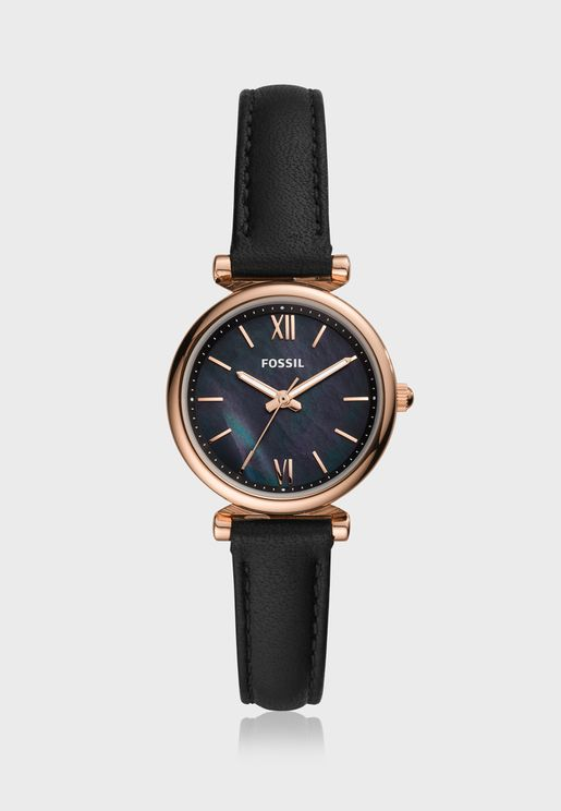 ES4700 Carlie Mini Analog Watch