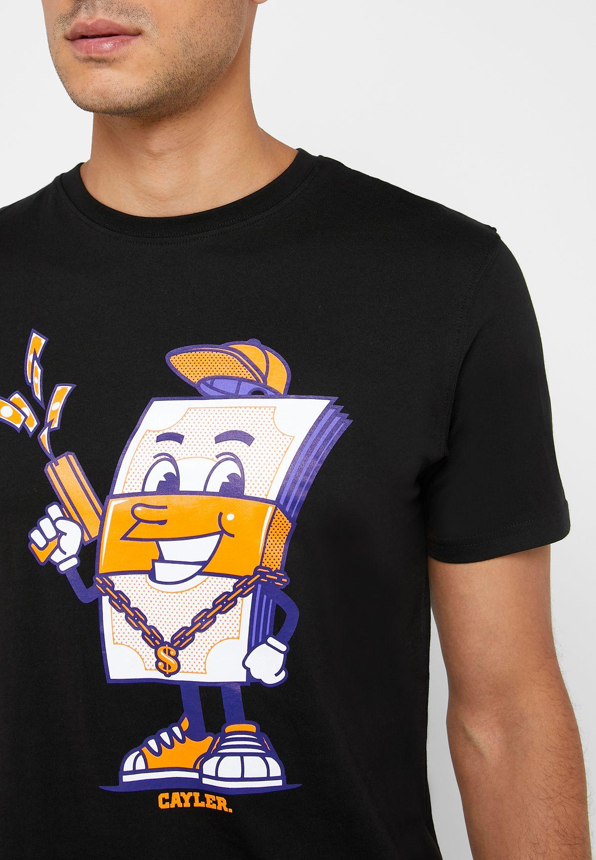 Loud Rain Maker T-Shirt