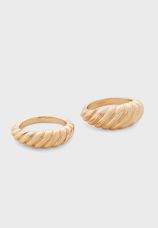 Pack Of 2 Rings