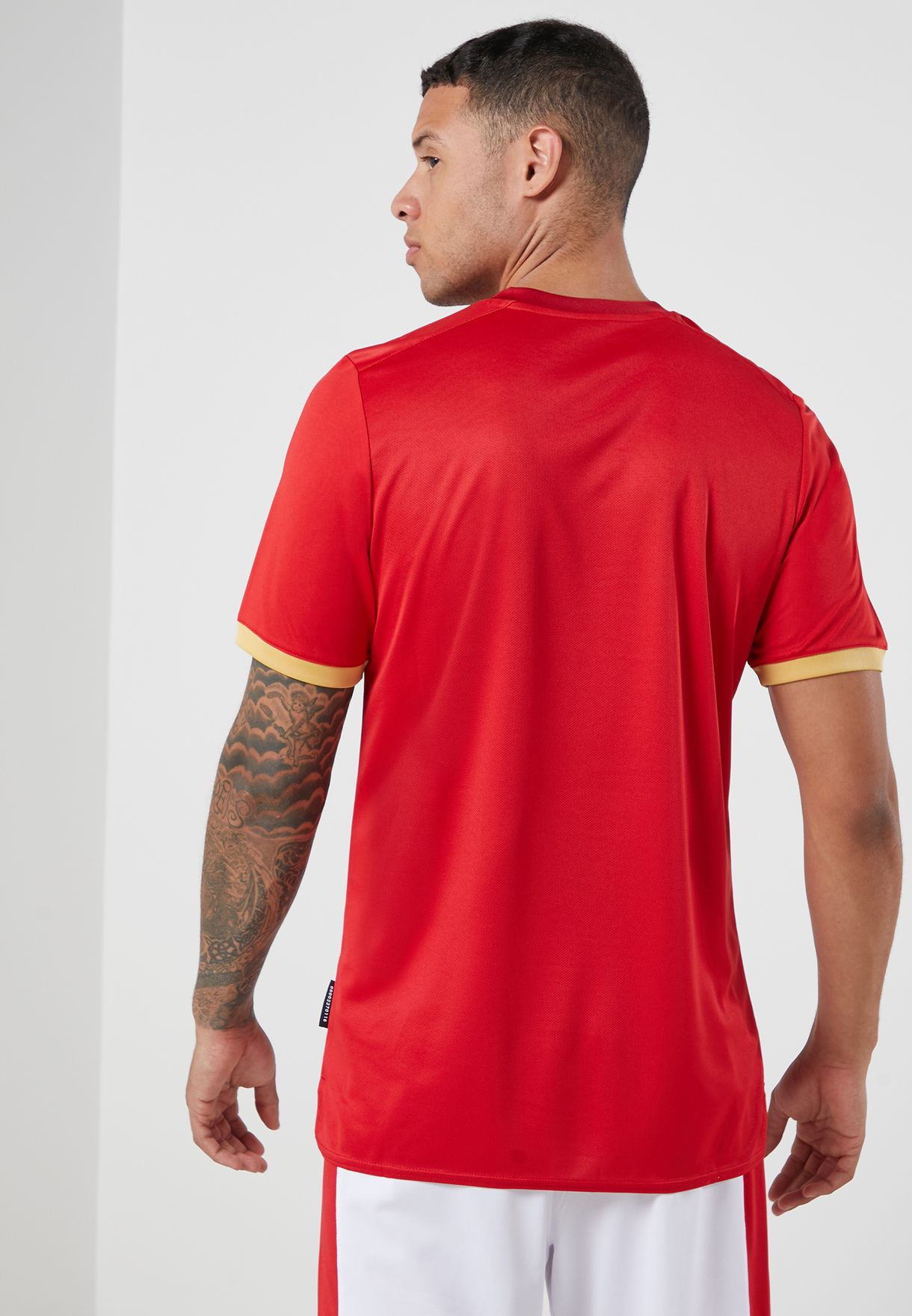 Al Ahly Home Jersey