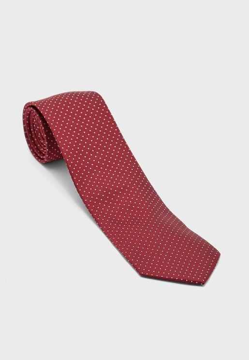 ربطة عنق بنقاط