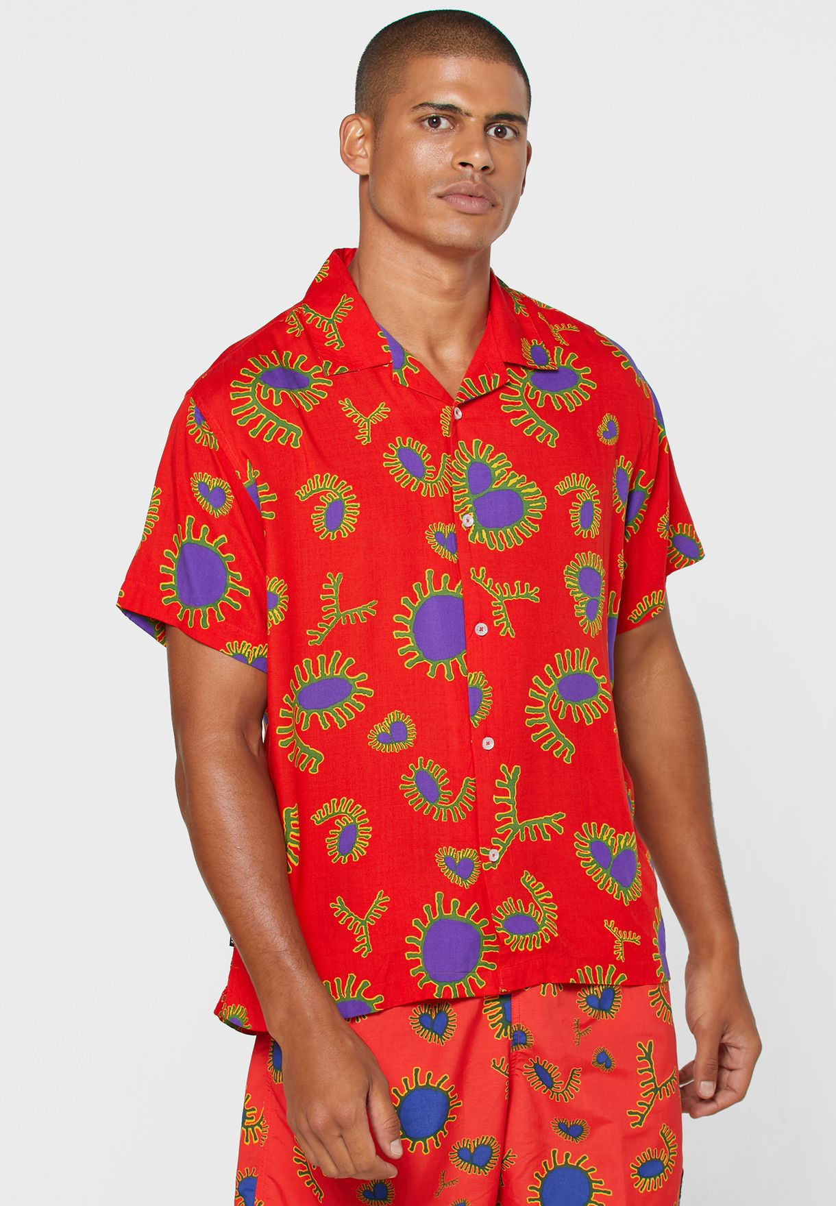 Duster Woven Shirt