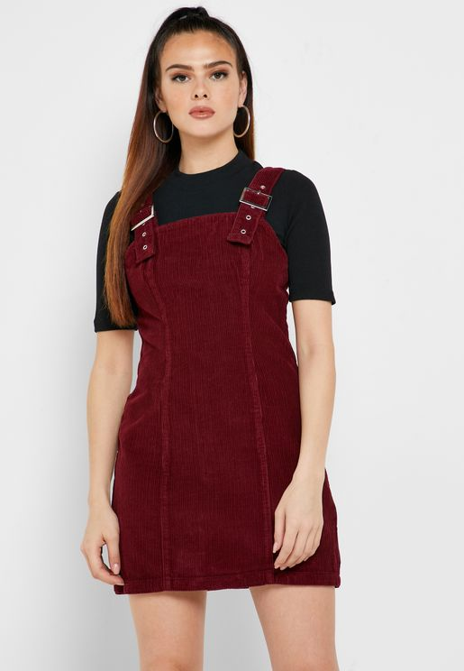 Buckle Detail Dress