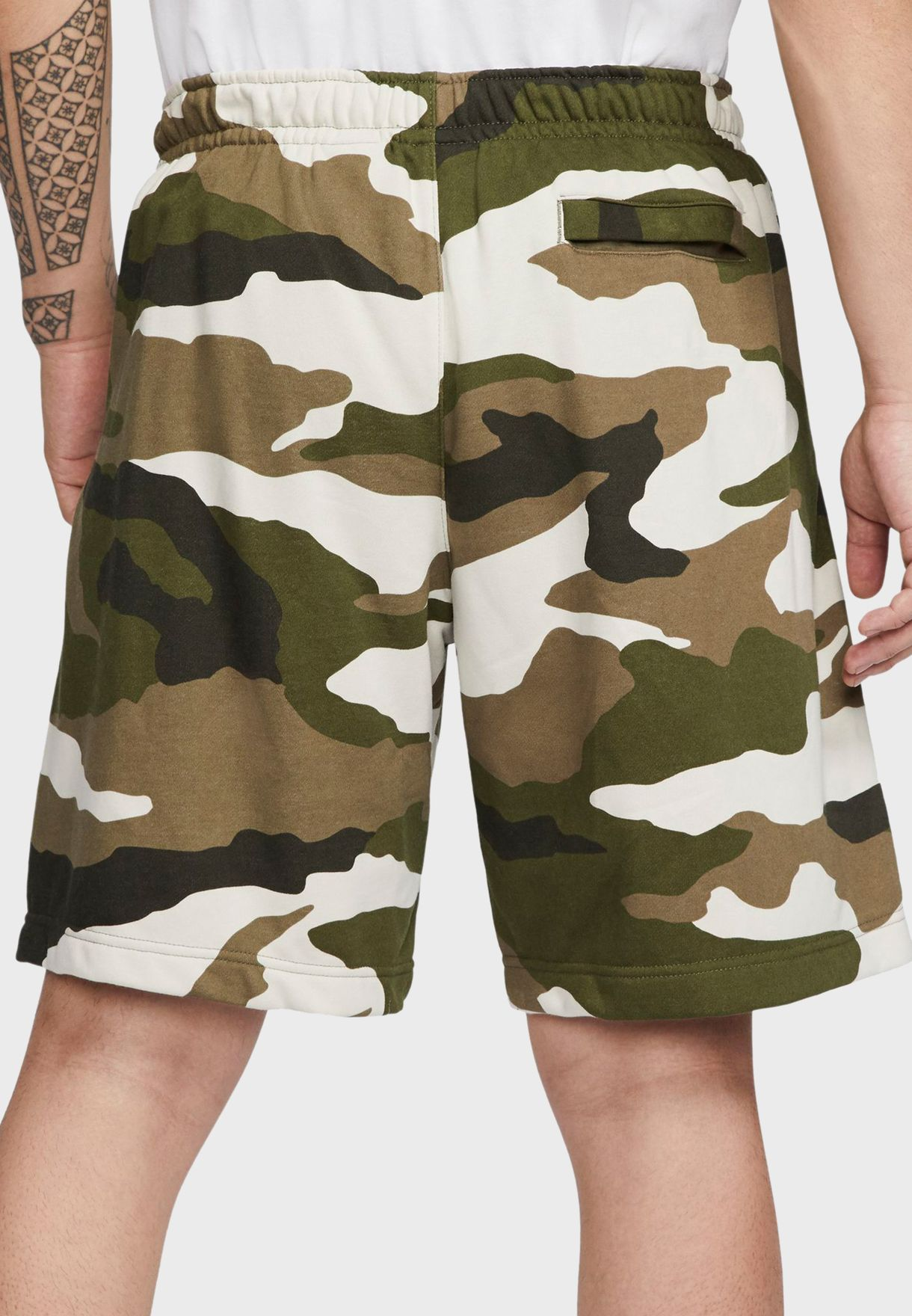 NSW Club Camo Shorts