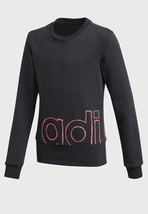 Youth Logo Sweatshirt