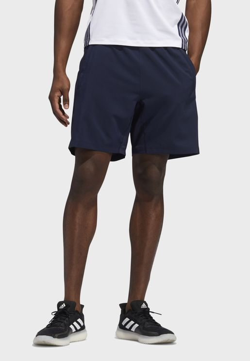 Aero 3 Stripe Shorts
