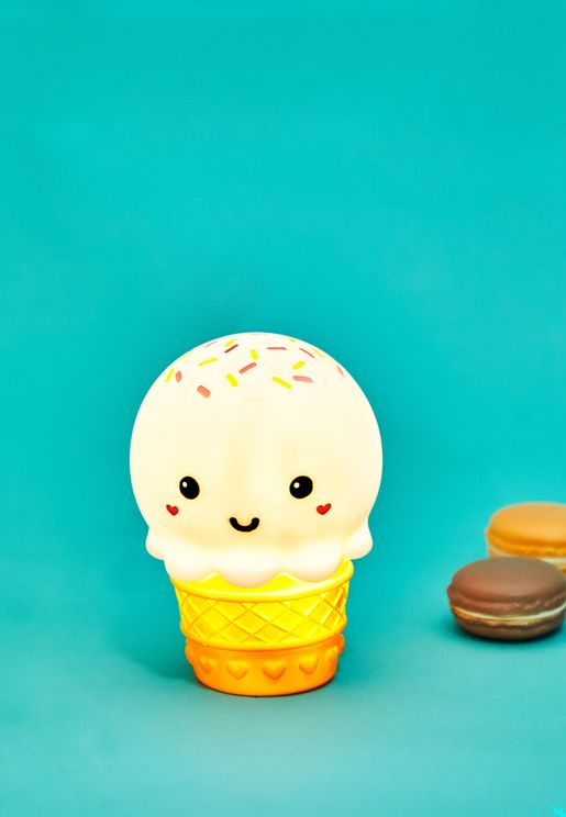 Happy Ice Cream Night Light