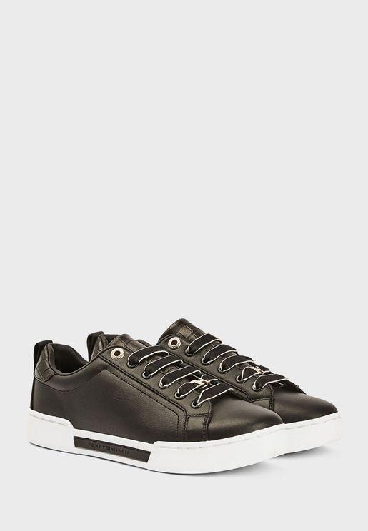 Outsole Croc Low Top Sneaker
