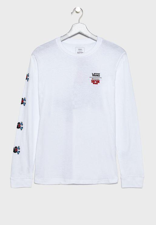 Youth Shark Week T-Shirt