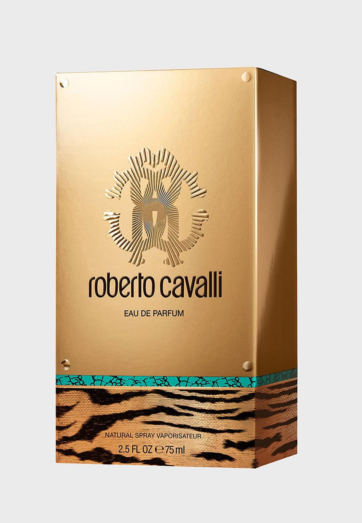 عطر عطر روبيرتو كافالي الأصلي أو دو  بارفان 75 مل