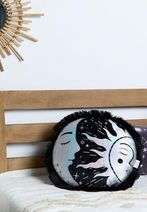 Prefilled Polyester Round Cushion 40cm