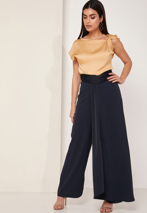 Me Ottavia Wide Leg Pants