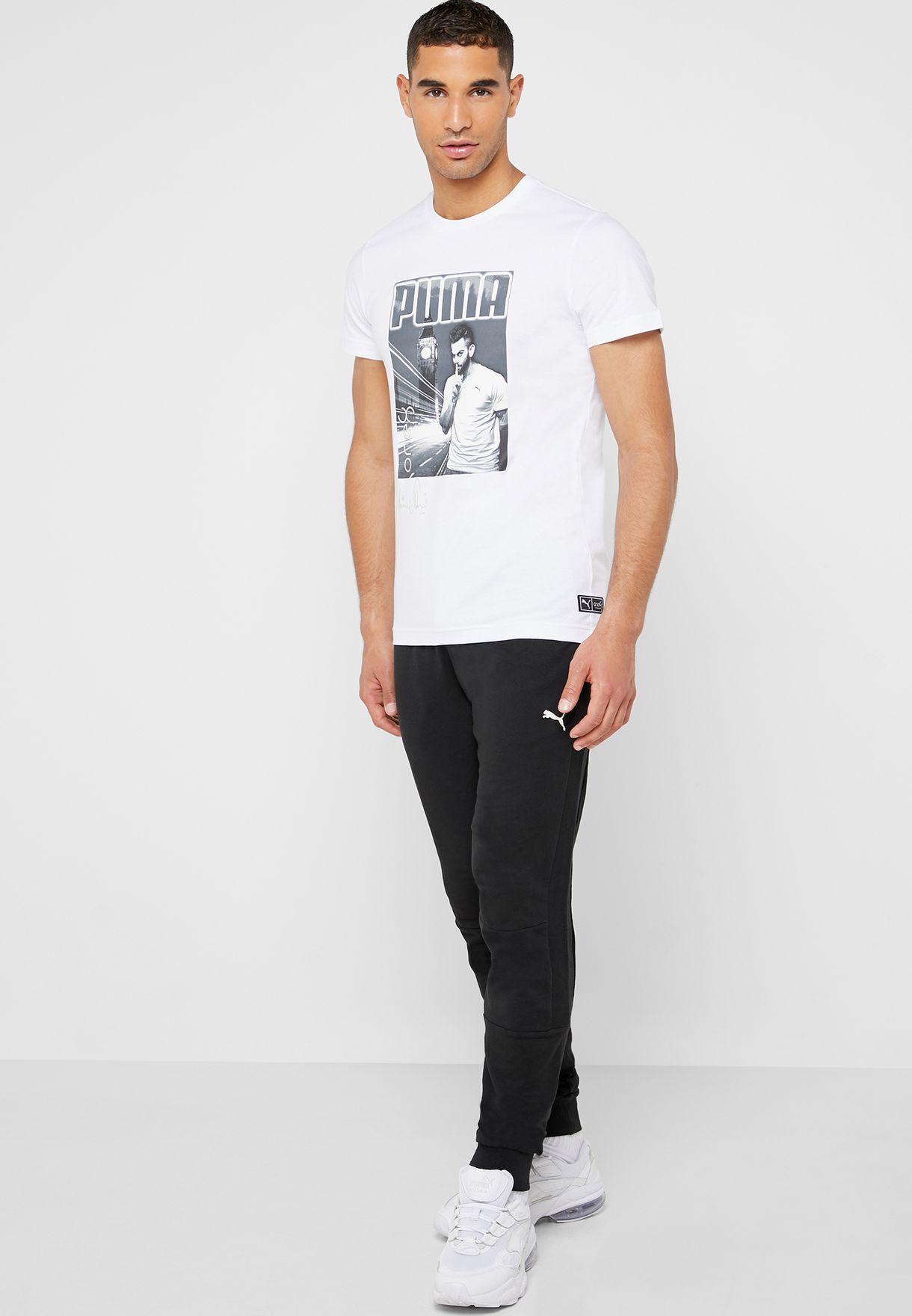 Virat Kohli Graphic T-Shirt