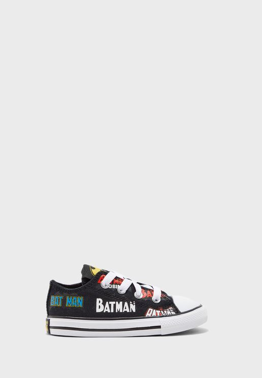 Infant Batman Chuck Taylor All Star Ox