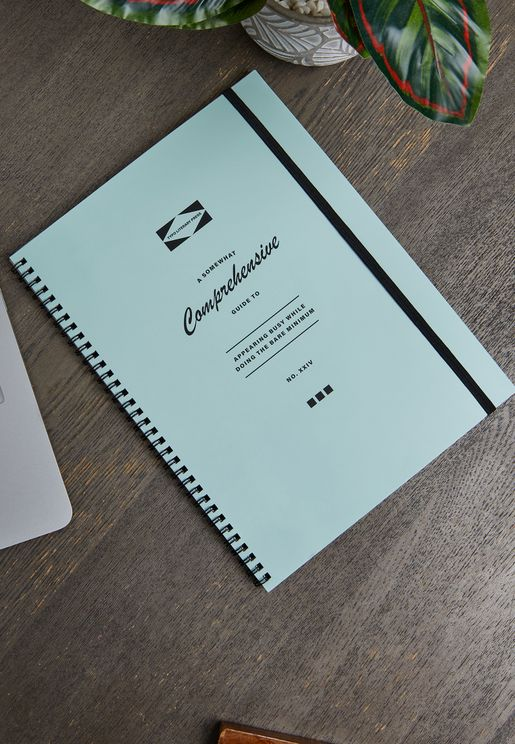 Comprehensive Guide Notebook