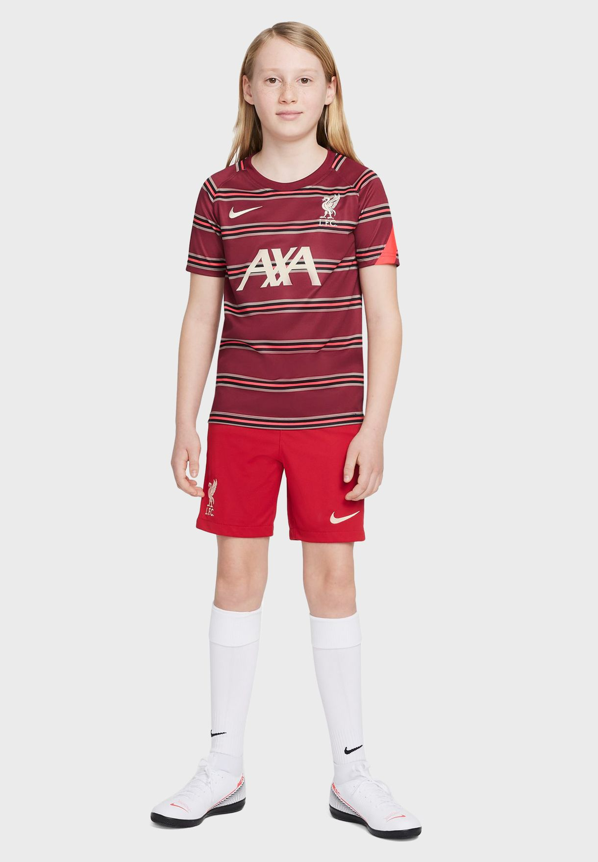 Youth Liverpool Home Stadium Shorts