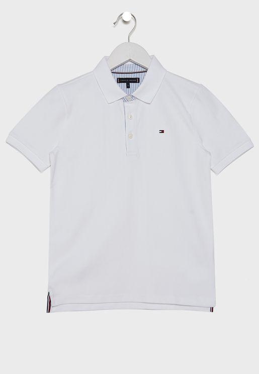 Teen Essential Polo