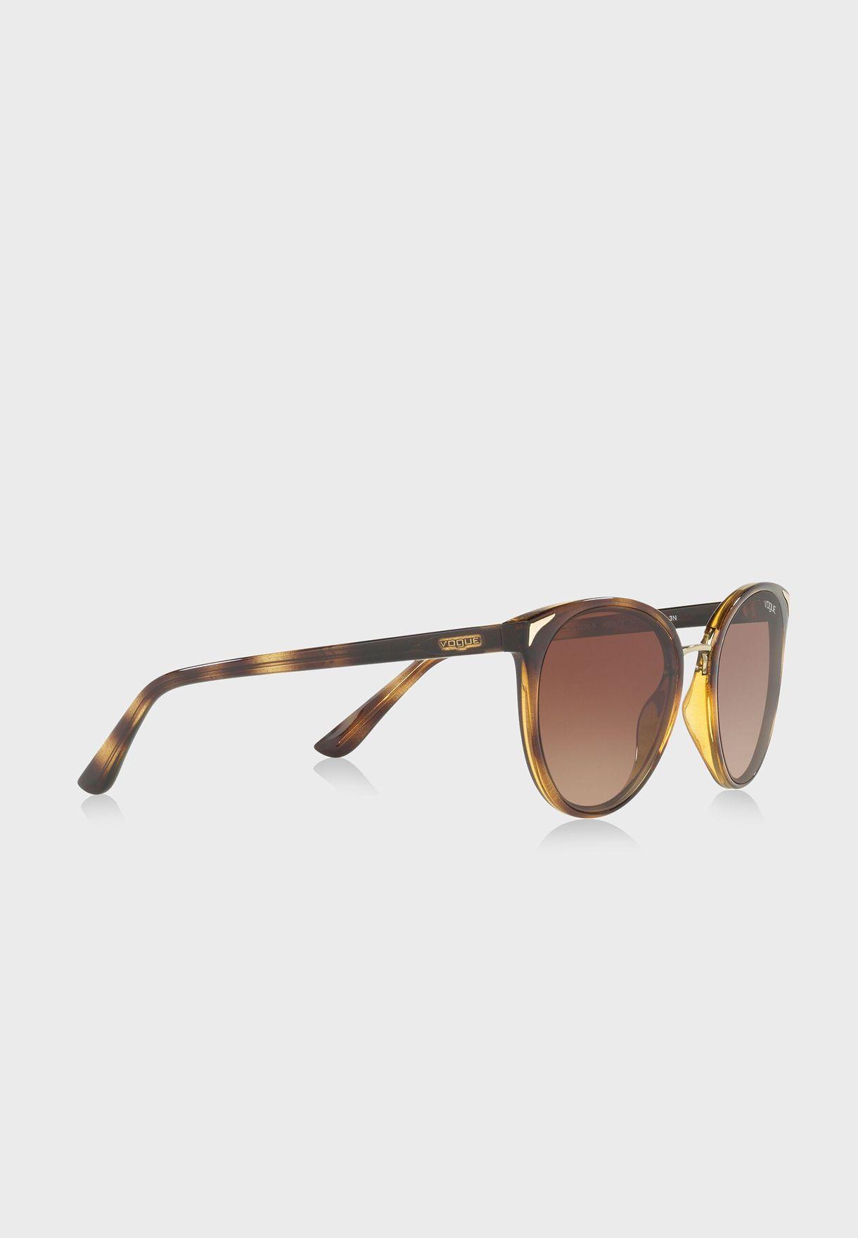 نظارة شمسية ميتاليك