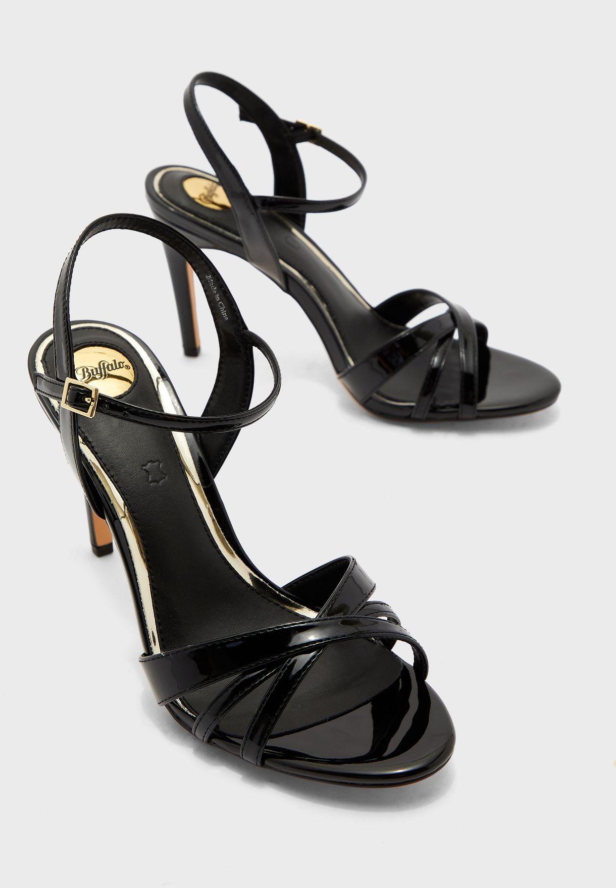 Anja Ankle Strap Sandal