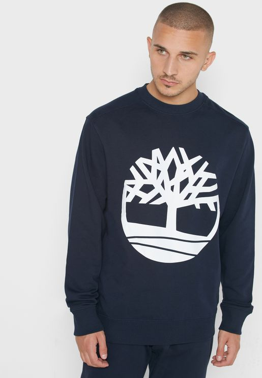 Core Tree Logo Sweatshirt
