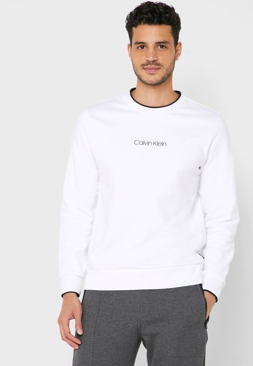 Brush Logo Sweatshirt