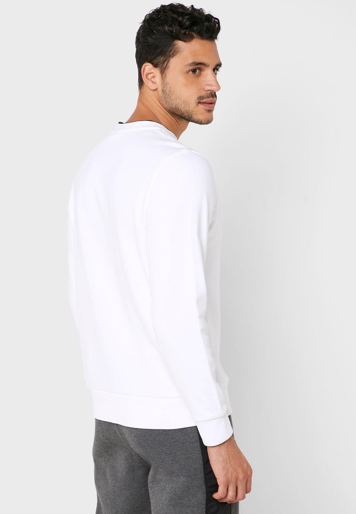 Brush Logo Sweatshirt