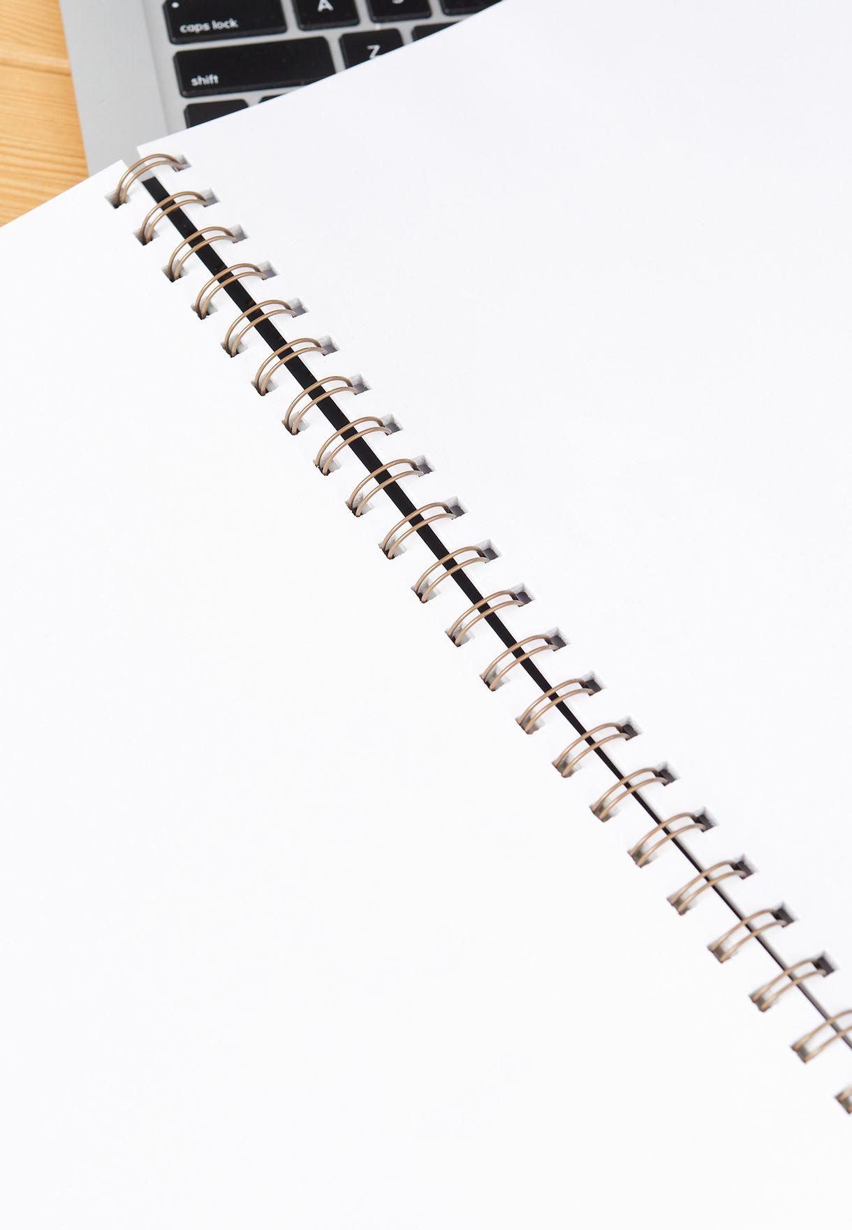 دفتر يوميات A4