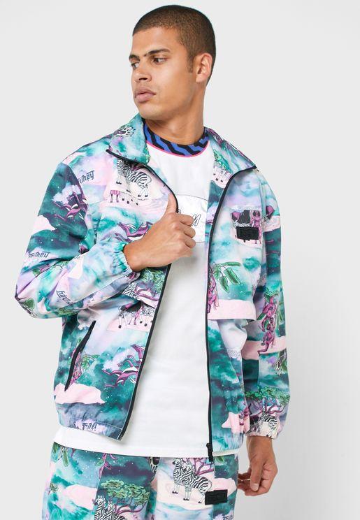 Yanga Track Jacket