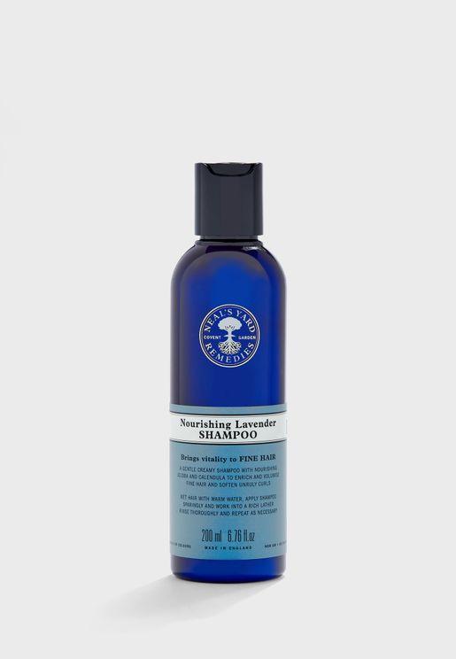 Lavender Nourishing Shampoo 200ml