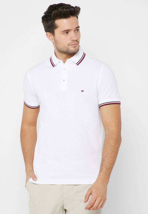 Taped Edge Polo