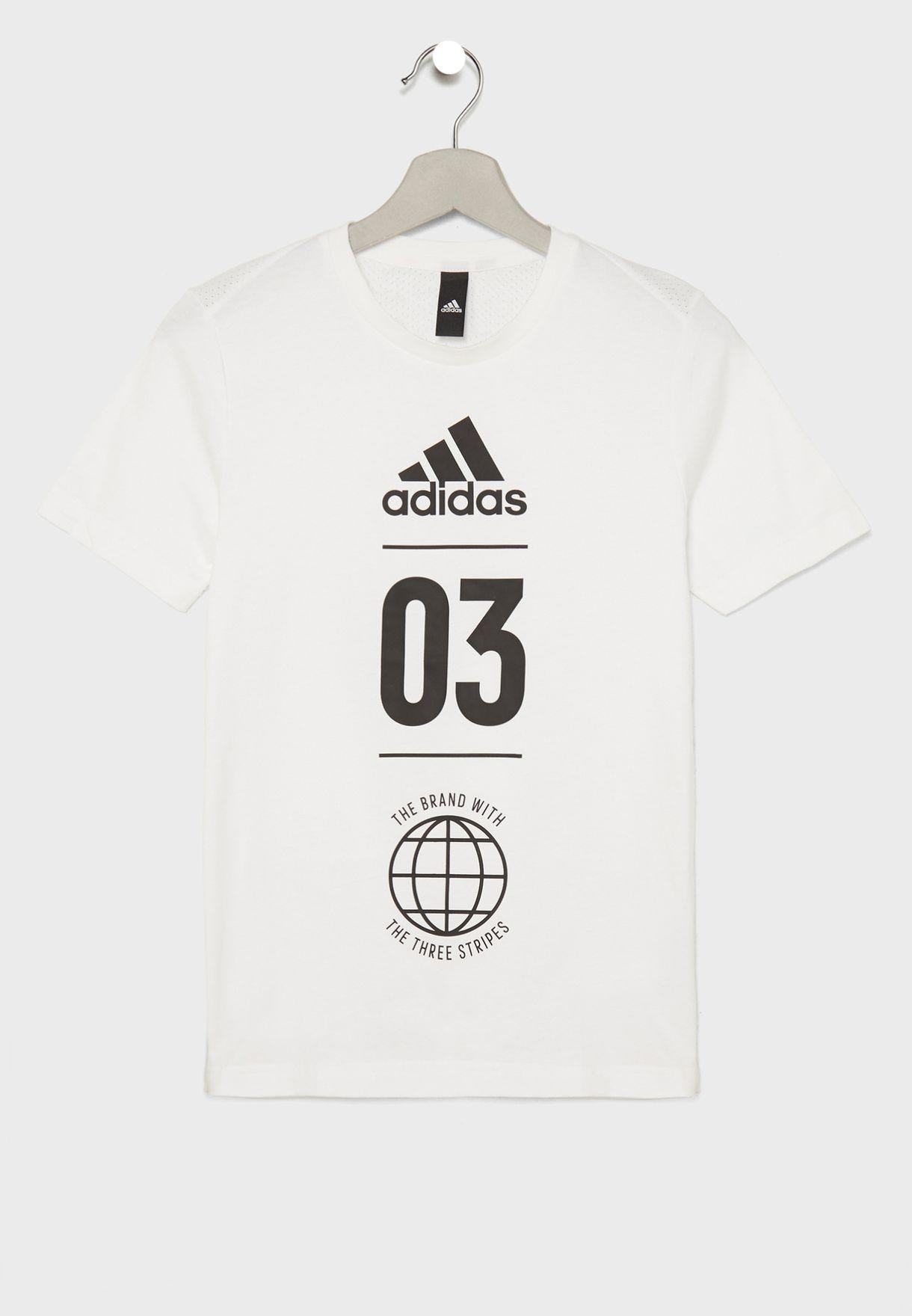 Youth Sport ID T-Shirt