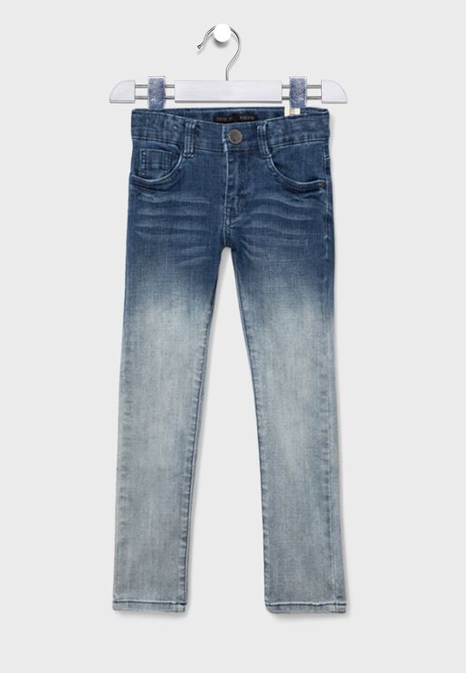 Youth Skinny Jeans