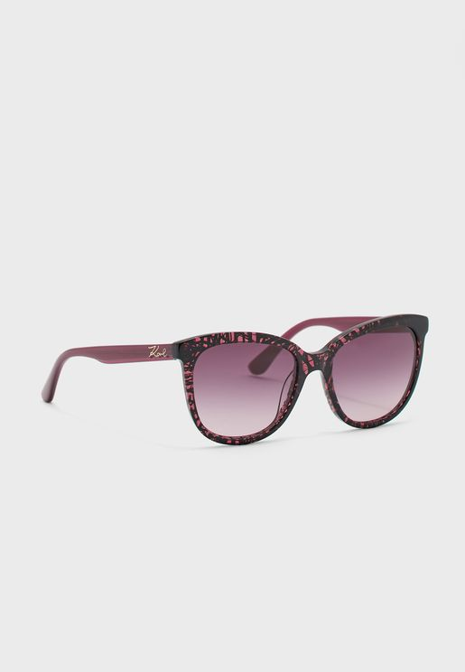 Kl968S Cat Eye Sunglasses