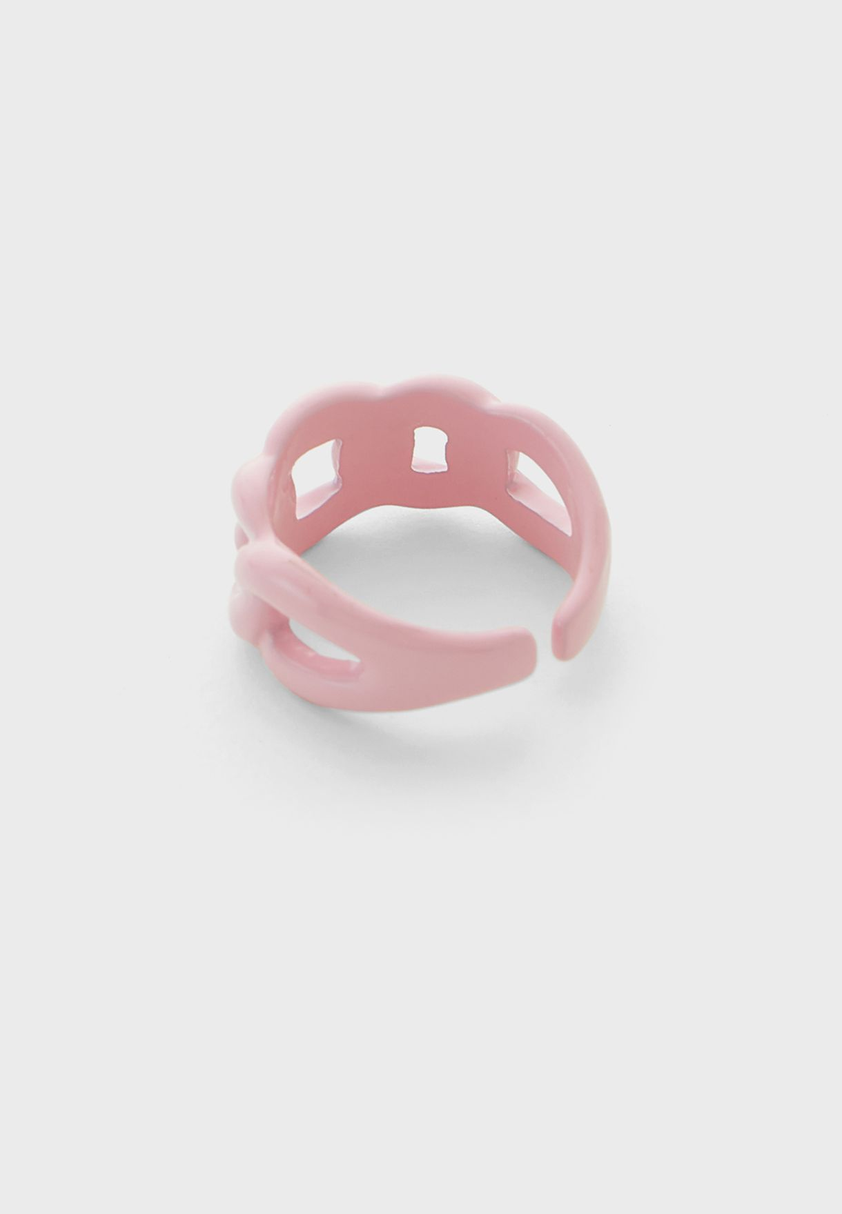 Chain Acrylic Ring